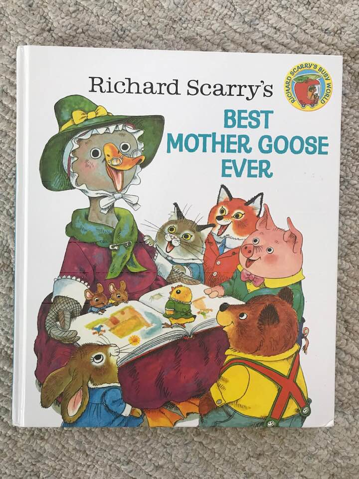 stephanie brower blog best mother goose ever richard scarry book recommendation