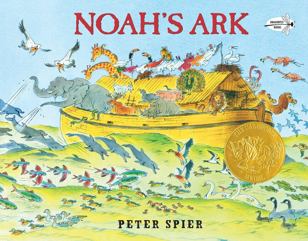 stephanie brouwer blog book recommendation noah's ark peter spier books the community recommends